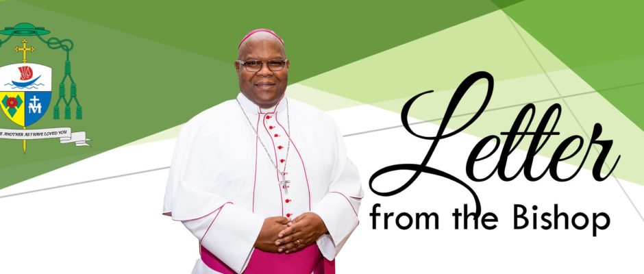 Letter from Bishop County – I Care for Priest