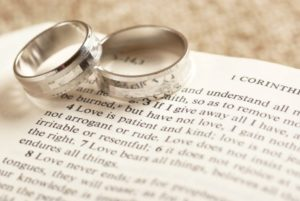 AEC Statement on Marriage a Covenant between a Man and a Woman