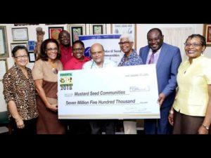 MSC receives financial aid