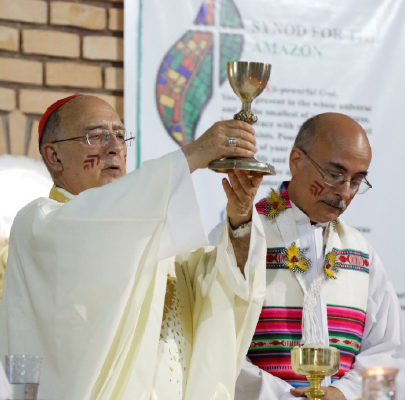 Synod for Amazon Assembly held in Lethem