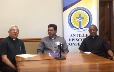Introduction of the New General Secretary of the Antilles Episcopal Conference