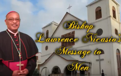 Bishop Nicasio Message to Men