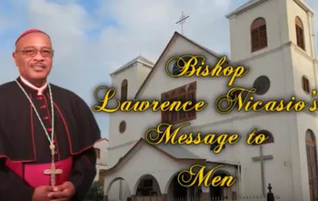 Bishop Nicasio Message to Men