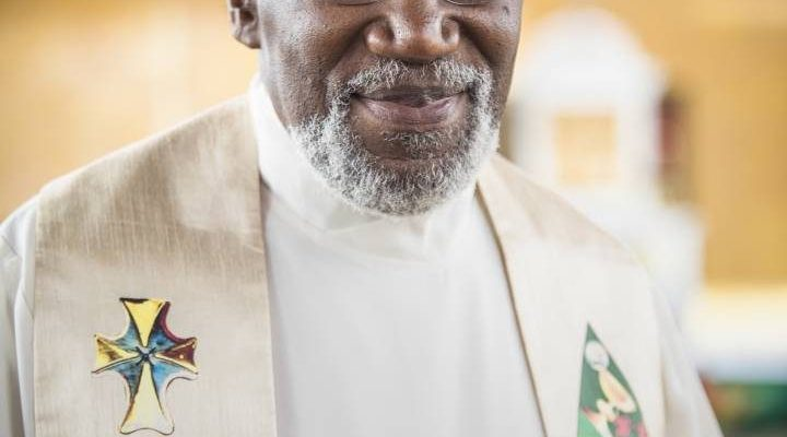 Youth blessed, anointed to do God's work, says Bishop Harvey