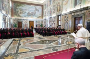 Report - Meeting on the Protection of Minors in the Church