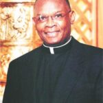 Bishop Clyde Harvey's Letter on the passing of Msgr. Preston Moss