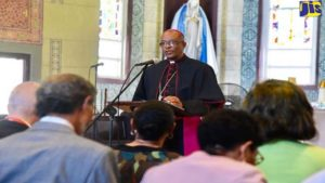 Archbishop challenges lawmakers on abortion