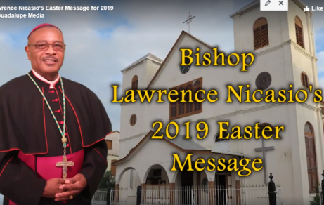 Easter Message from Bishop Lawrence Nicasio
