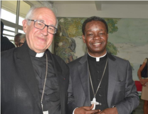 Apostolic Nuncio visits the French Territories!