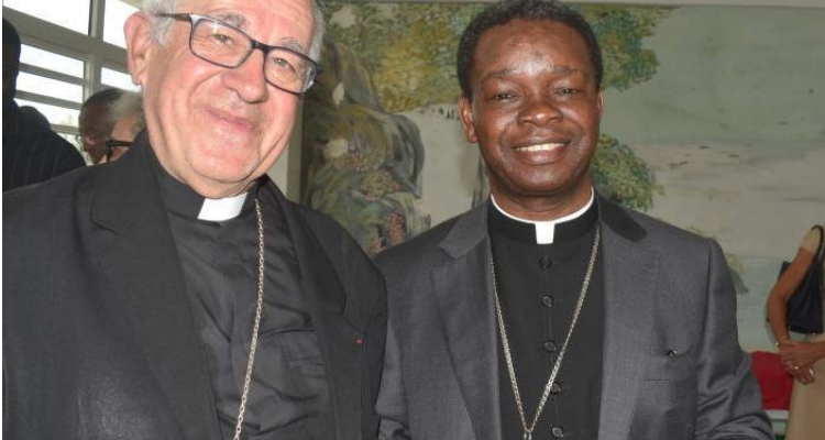 Apostolic Nuncio visits the French Territories!
