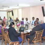 Bishop Francis, religious leaders discuss youth,HIV/AIDS discrimination