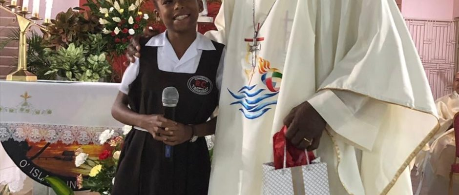 Baptised and Sent – Tobago's Children Rally