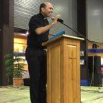 Spreading the joy of the Gospel