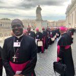 Synod on the Amazon - Intervention - Bishop Gabriel Malzaire