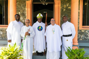 New Pastors for St. Benedict's