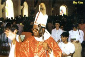 Bishop Ernest Cabo passes away