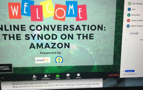 Online Conversation: Understanding the Synod on the Amazon