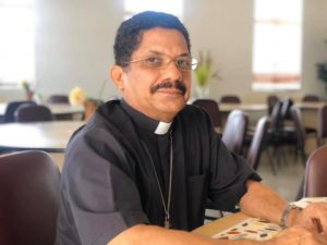 Give 'special care' to most vulnerable - Bishop Karel Choennie