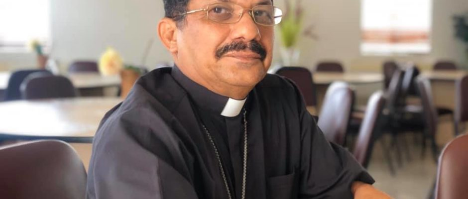Give 'special care' to most vulnerable – Bishop Karel Choennie