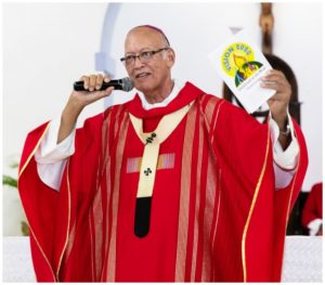 Archbishop Robert Rivas Easter Message 2020