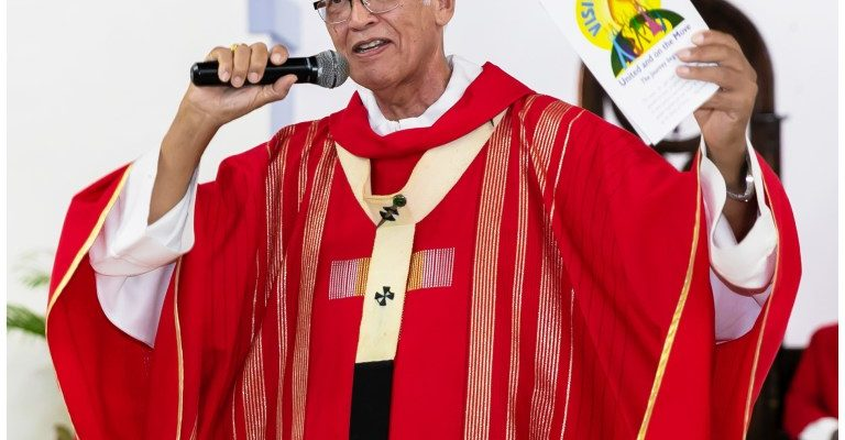 Archbishop Rivas Celebrates 30th Anniversary