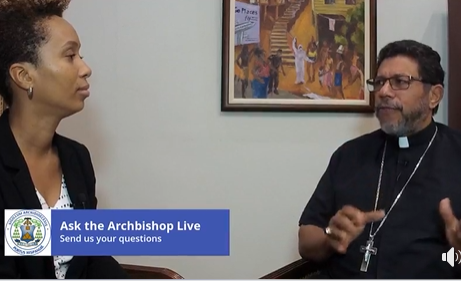 Ask the Archbishop – January 2020