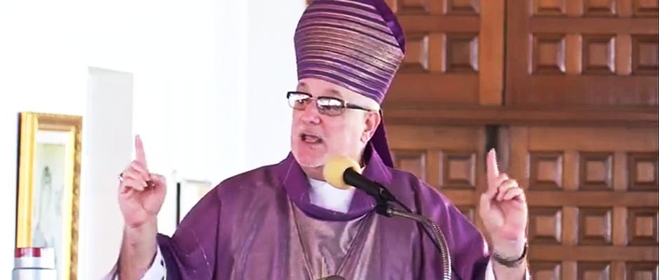 Have faith during this Coronavirus storm – Bishop Robert Llanos