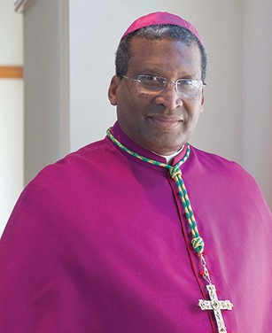 Easter Message from Archbishop Patrick Pinder