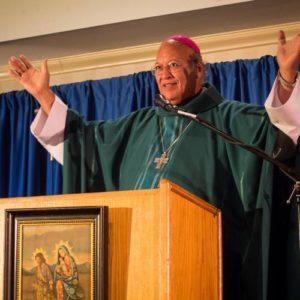 Turning Points in Time - Archbishop Robert Rivas