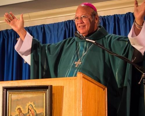 Turning Points in Time – Archbishop Robert Rivas