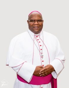 Letter to the Diocese - Bishop Gerard County