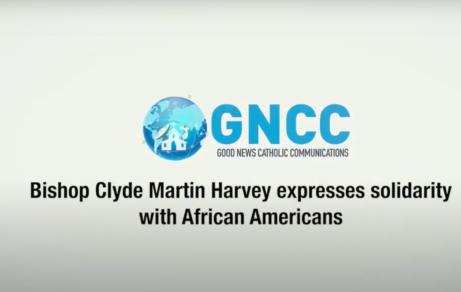 Bishop Clyde Harvey Expresses Solidarity with African Americans