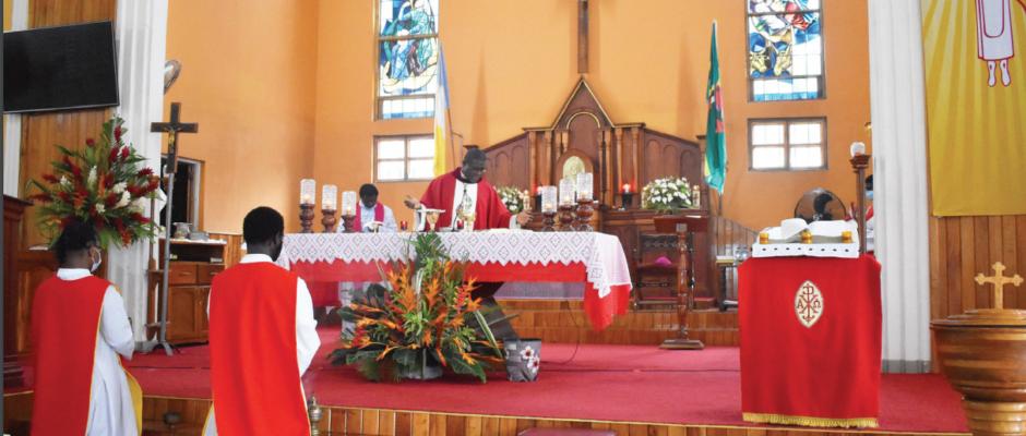 Pentecost: A New Perspective – Bishop Gabriel Malzaire
