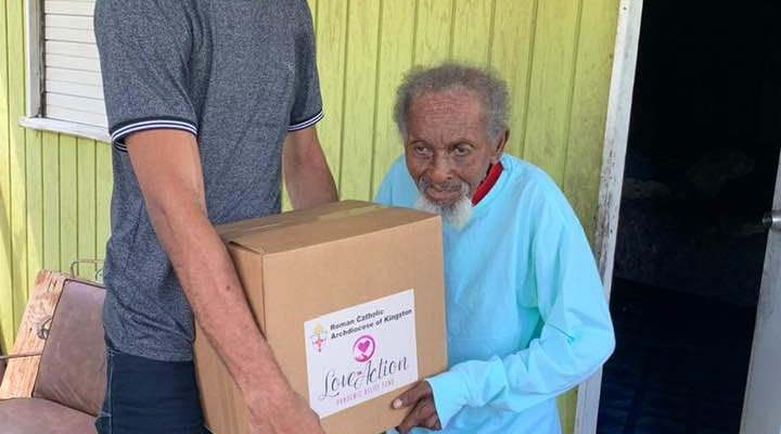 Kingston Archdiocese sets up pandemic relief fund