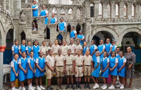 Bishop County Congratulates St. Mary's RC School