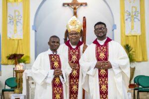 Bishop County celebrates ordination!