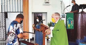 Bishop Alleyne relieved, hopeful at the end of elections saga