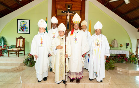 Ordination of Bishop John Persaud, Bishop of the Diocese of Mandeville