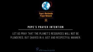 Pope Francis - Season of Creation 2020