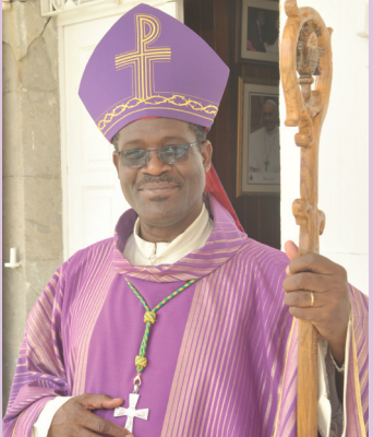Stay awake but actively – Bishop Gabriel Malzaire