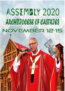 Let us speak, breathe, build unity - Archbishop Rivas