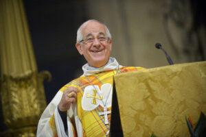 Bishop Riocreux tests positive for COVID 19
