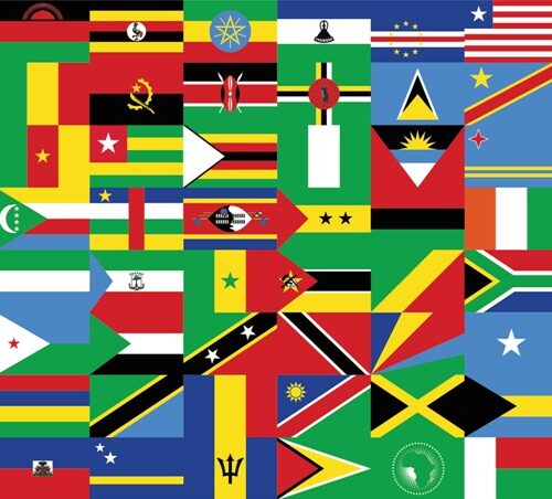 caribbean-flags